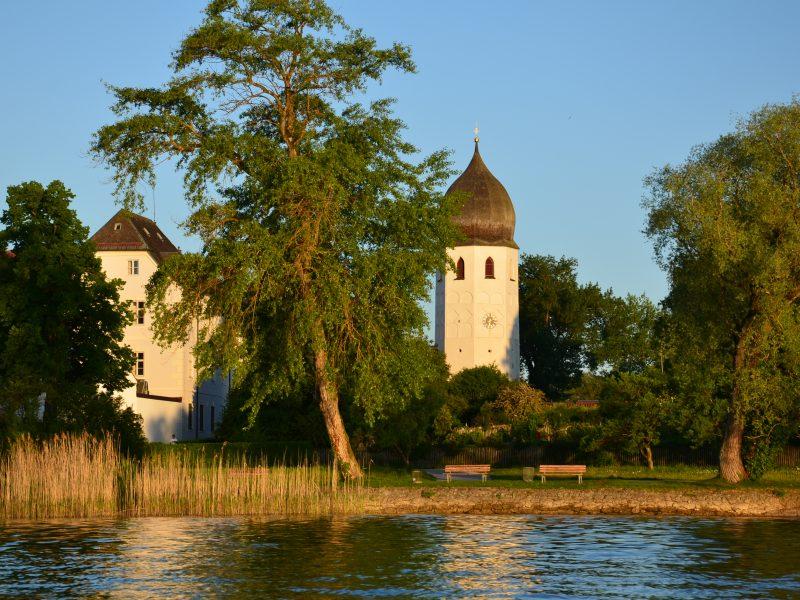 Kirche Fraueninsel